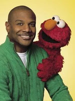 Lewis and Elmo