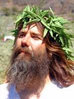 Hippie Jesus